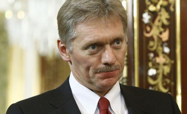 Kremlin tiedottaja Dmitri Peskov ilmoitti Venäjän tuomitsevan Pohjois-Korean toiminnan.