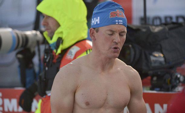 Sami Jauhojärvi on nousukunnossa.