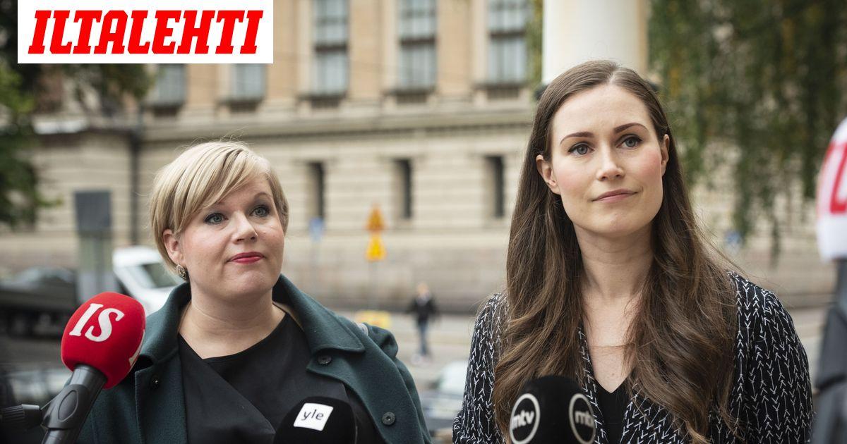 Sanna Marin: Lienee parasta, että pääministeri itse vastaa tarkoittiko...