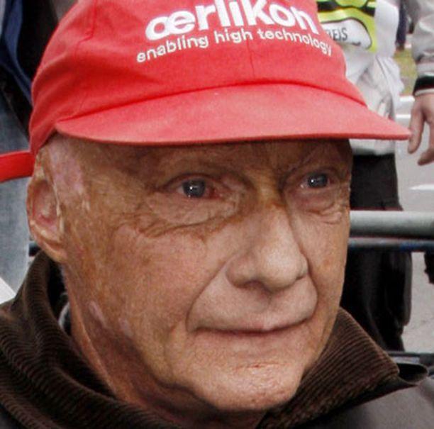 Niki Lauda tuntee formula ykkösten realiteetit.