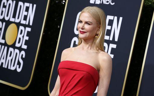 Nicole Kidman lahjoitti jättisumman Australiaan –myös oma koti vaarassa tuhoutua