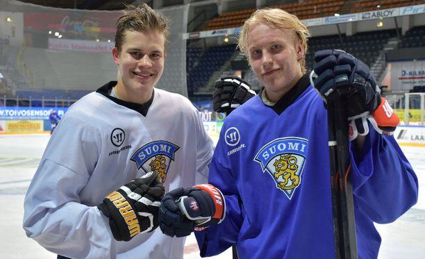 Jesse Puljujärvi ja Patrik Laine eivät ole tämän kauden aikana jutelleet puhelimessa.