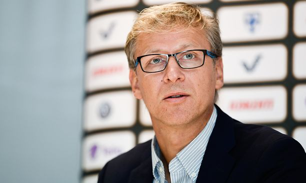 Markku Kanerva sai täydennystä valmennusryhmäänsä.