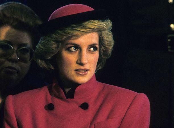 Dianan kuolemasta tuli tänä vuonna kuluneeksi 20 vuotta.