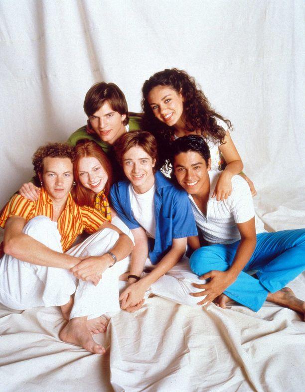Prepon tuli tutuksi 70's Show -sarjasta, joka pyöri vuosina 1998-2006.