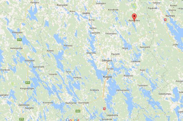 Rautavaara sijaitsee Savossa ja aikoo pysyä itsenäisenä.