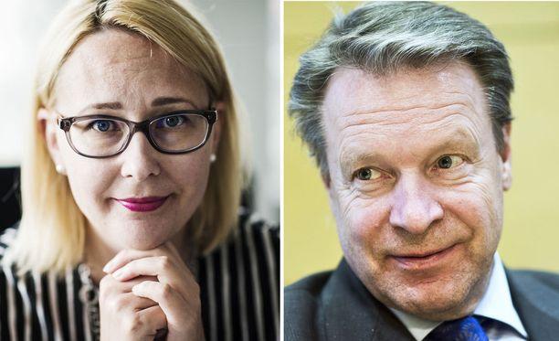 Eduskunnan nykyisen puhemiehen Maria Lohelan (sin) pesti on päättymässä helmikuussa, jolloin puheenjohtajaksi on nousemassa monissa liemissä marinoitu kokoomuksen Ilkka Kanerva.