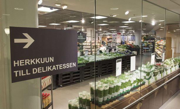Stockmannin Herkun myynti S-ryhmälle toteutui.