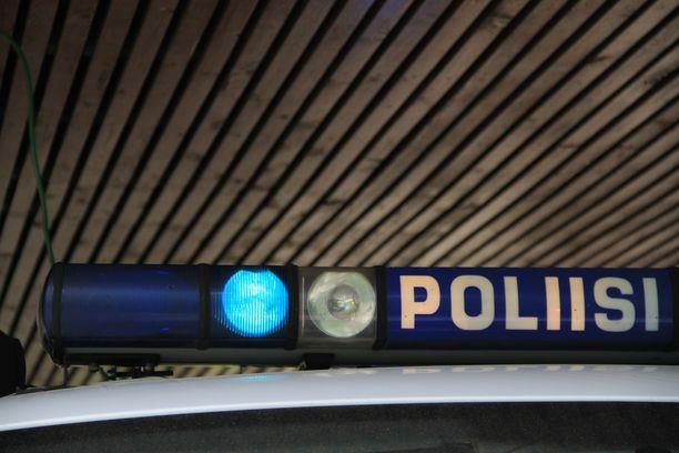 Poliisin mukaan onnettomuus sattui myöhään illalla maanantaina.