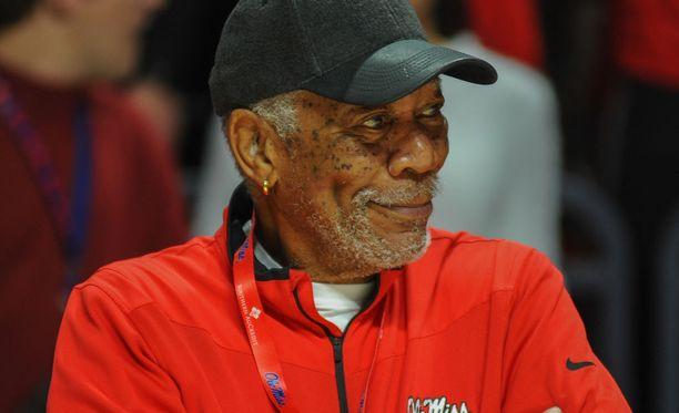 Freeman kuvattuna koripallo-ottelussa tammikuussa.