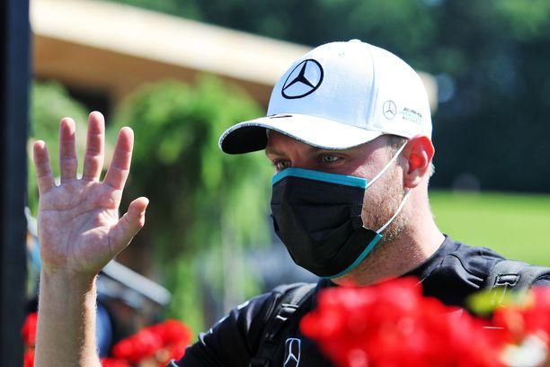 Valtteri Bottas ajoi kaikkien aikojen nopeimman kierroksen Spielbergin radalla.
