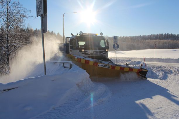 Talvikunnossapito nostattaa tunteita Jyväskylässäkin.