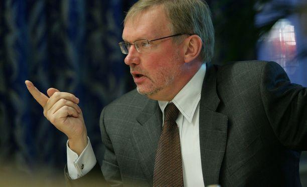 Rosas on muuttanut Nato-kantaansa. Kuva vuodelta 2006.