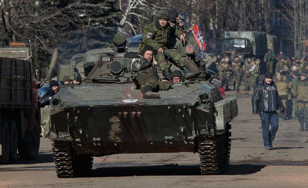 Venäläissotilas väittää, että Ukrainan armeijan piiritys Debaltsevessa toteutettiin pääasiassa venäläisistä sopimussotilaista koostuvien erikoisjoukkojen voimin.