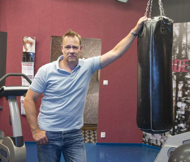 Timo Jurkka alias Lasse Sievinen.