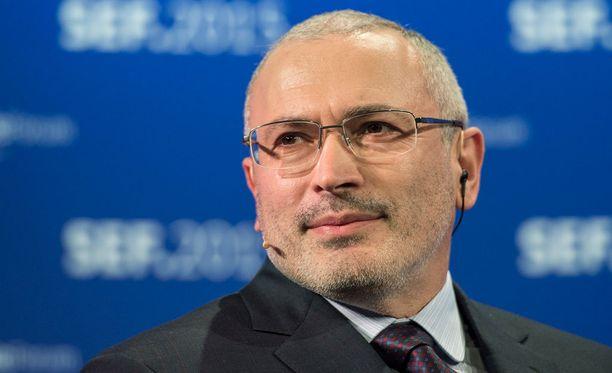 Mihail Hodorkovski istui vuosikaudet vankilassa. Tuomion uskotaan olleen poliittinen.