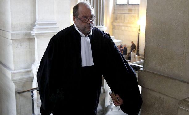 Ranskan oikeusistuin Pariisissa lokakuussa 2017. Kuvituskuva