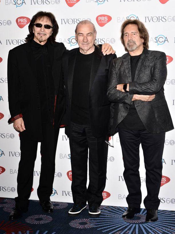 Black Sabbath esiintyi edellisen kerran Suomessa marraskuussa 2013.