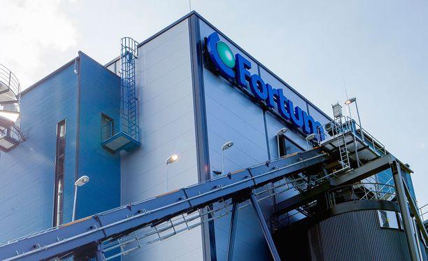 Fortum Oyj on suomalainen energiayhtiö.