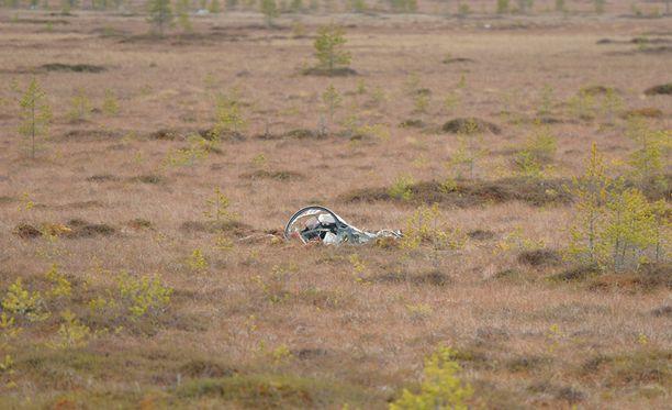 Toinen lentäjä kuoli hawk-turmassa-