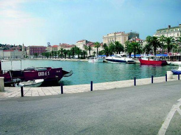 Splitissä on helppoa antautua käsitykselle, että elämä pääasiassa on hyvää.