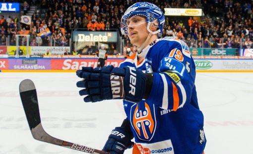 Veli-Matti Savinaiselle kirjattiin pelirangaistus ajassa 60.00.