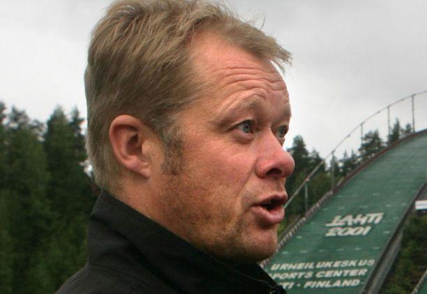 Jari Puikkonen on yksi 20 000 euron tunnustuspalkinnon saajista.