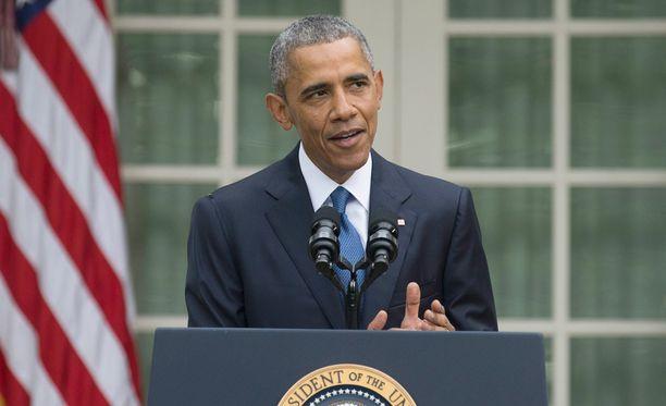 Presidentti Barack Obaman mukaan päätös todistaa, että mahdottominakin pidetyt sosiaaliset muutokset voivat tapahtua.