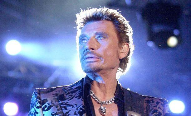 Johnny Hallyday menehtyi joulukuussa keuhkosyöpään.
