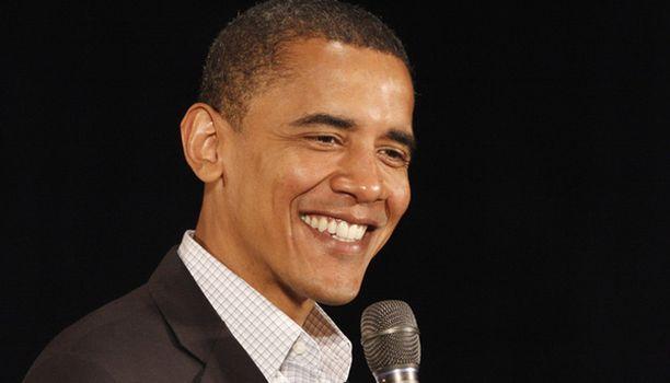 TÄHTIEN TUKI Mikäli Hollywoodin julkkikset saisivat päättää, Barack Obama olisi jo Valkoisessa talossa.