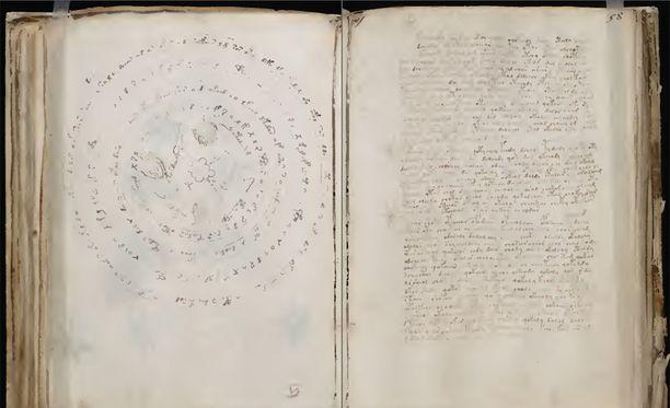 Keskiajalta peräisin olevaa Voynichin käsikirjoitusta pidetään yhtenä historian suurimmista mysteereistä.