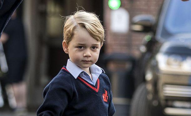 Prinssi Georgen surmaamista suunnitellut äärijärjestö Isisin kannattaja tuomittiin perjantaina elinkautiseen vankeusrangaistukseen Britanniassa.
