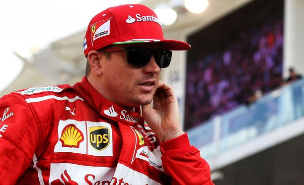 Kimi Räikkönen on yksi F1-sarjan suosituimmista kuskeista.
