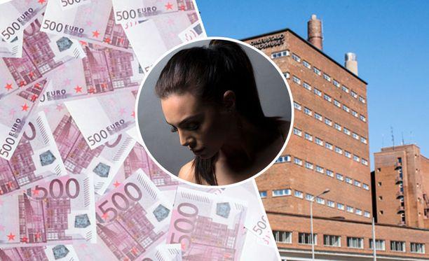 Sofia Belórf on päässyt jo tutkintavankeudesta vapaaksi, mutta hänen puolisonsa Niko Ranta-aho on edelleen vangittuna.