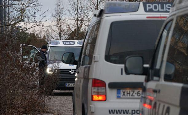 Poliisien mukaan turvapaikanhakijoiden lisääntynyt määrä on vaikuttanut merkittävästi poliisin työhön.