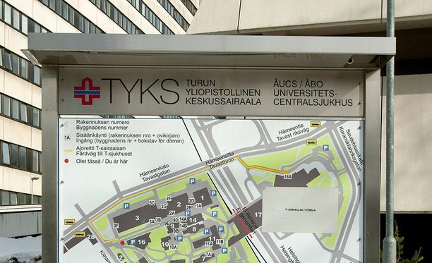 Haittaohjelman vuoksi TYKSin potilaat joutuivat odottamaan koneiden uudelleenkäynnistystä.