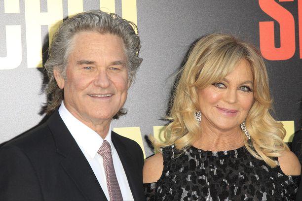 Goldie Hawnin ja Kurt Russellin liitto on kestänyt hollywoodilaisittain ikuisuuden.