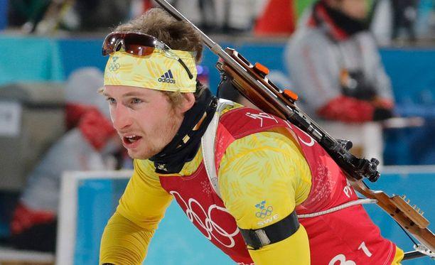 Peppe Femling loukkaantui vakavasti treenilenkillä.