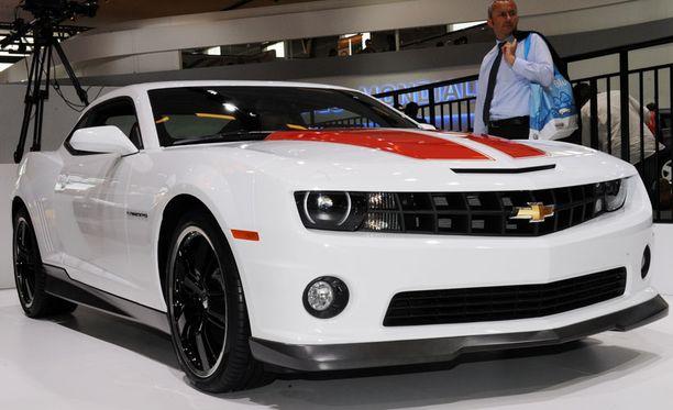 Hartaasti odotetut Chevrolet Corvette ja Camaro tulevat Suomeen vasta syksyllä 2011.