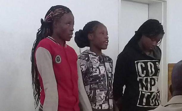 Naiset myönsivät oikeudessa epäsiveellisen ahdistelun ja sen, että olivat laittaneet kondomin pastorin miehisyyden päälle.