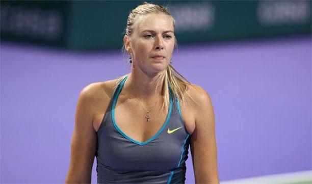 Maria Sharapova on ollut jo vuosia yksi tunnetuimmista naisurheilijoista.