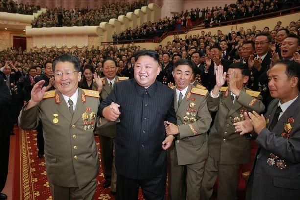 Jännitteet Korean niemimaalla ovat pysyneet kireinä. Pohjois-Korea on suorittanut viimeisten kuukausien aikana useita ohjuskokeita.