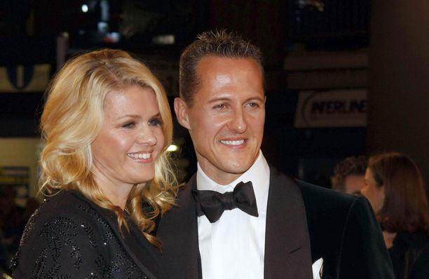Corinna Schumacher sai aikoinaan Michael Schumacherilta hääpäivälahjaksi hevostilan.