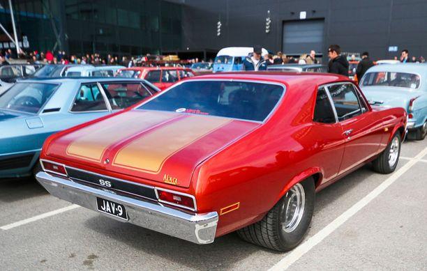 Chevrolet Nova on yksi suosituimmista autorakentelun kohteista.