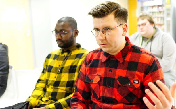 Sebastian Tynkkysen maahanmuuttajia koskevia kirjoituksia käsiteltiin Oulun käräjäoikeudessa syyskuussa. (Arkistokuva.)