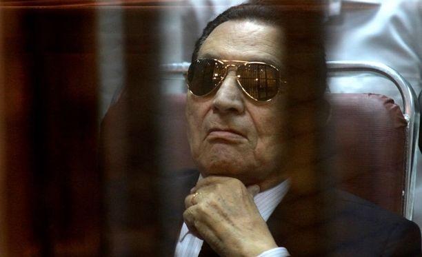 Hosni Mubarak vapautettiin murhasyytteistä.