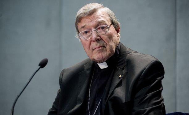 Seksuaalisesta hyväksikäytöstä Australiassa syytetty Vatikaanin talouspäällikkö kardinaali George Pell on palannut Australiaan.