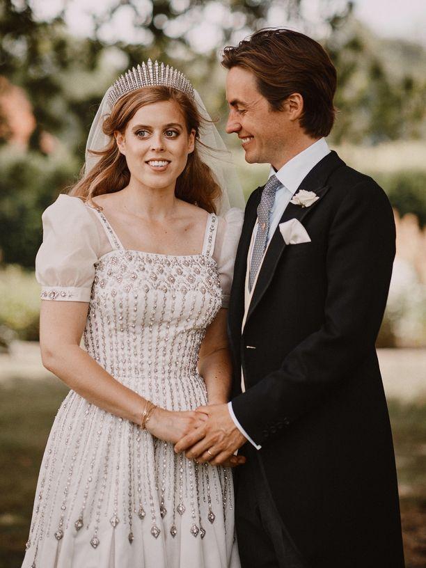Prinsessa Beatrice meni naimisiin heinäkuun lopussa.