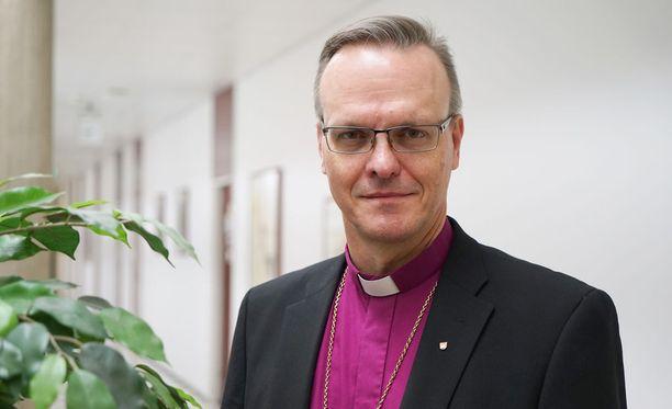 Tapio Luomasta tulee uusi arkkipiispa.