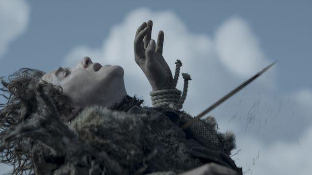 Rickon Starkia näytteli Art Parkinson.